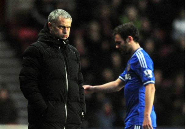 Kekecewan Mourinho Terhadap Chelsea