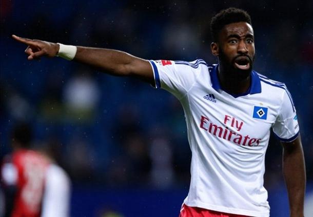 Johan Djorou Permanen Di Hamburg SV