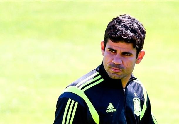 Diego Costa Ungkap Persaingan Di Kubu Chelsea