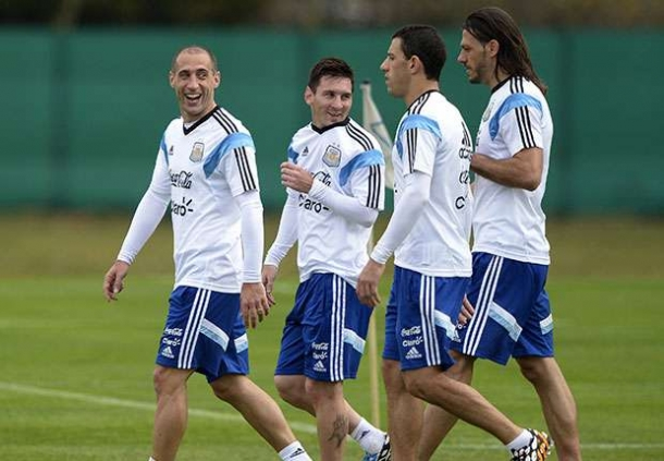 Pablo Zabaleta: Argentina Kian Maju!
