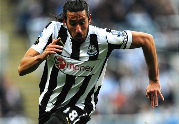 Jonas Gutierrez  Masih Memiliki Kesempatan Di Newcastle