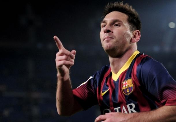 Adidas Sebut Akan Membantu Setan Merah Dapatkan Lionel Messi