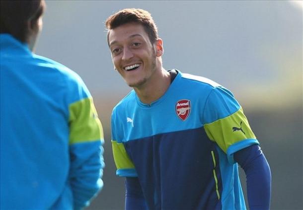 Arsene Wenger Kagum Dengan Semangat Mesut Ozil