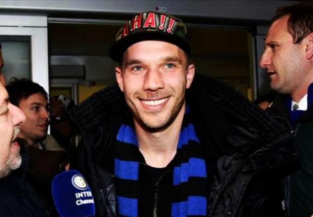 Lukas Podolski Tegaskan 2 Orang Dibalik Kisah Hijrahnya
