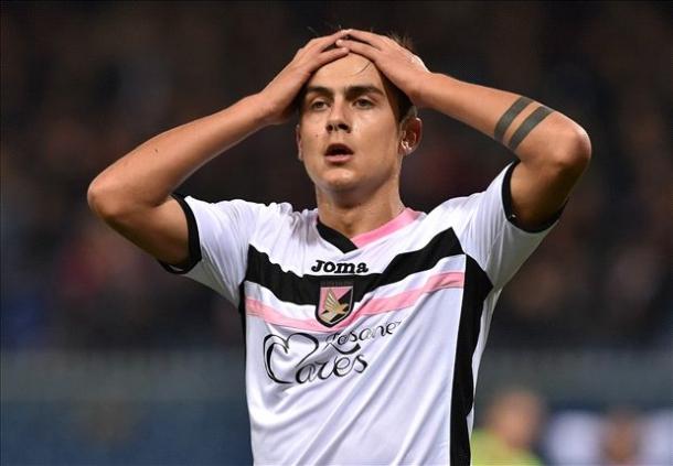 Palermo Tak Setuju Dengan Menchestre United Membandrol Paulo Dybala