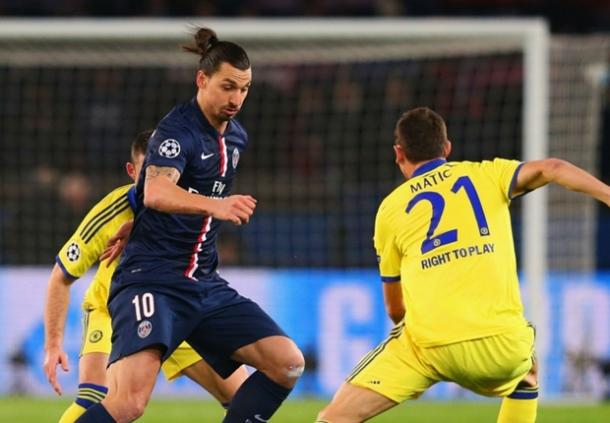 Zlatan Ibarhimovc Sebut Paris Saint Gemain Terlalu Hragi Chelsea