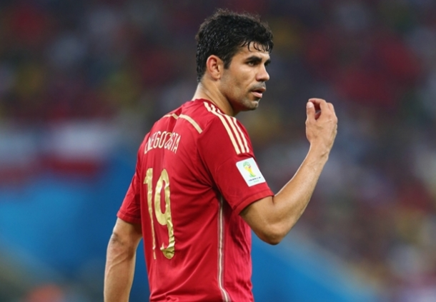 Diego Costa Tak Jadi Perkuat Spanyol