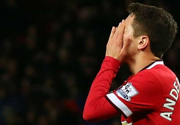 Ander Herrera Himbau Manchester United Bisa Bangkit