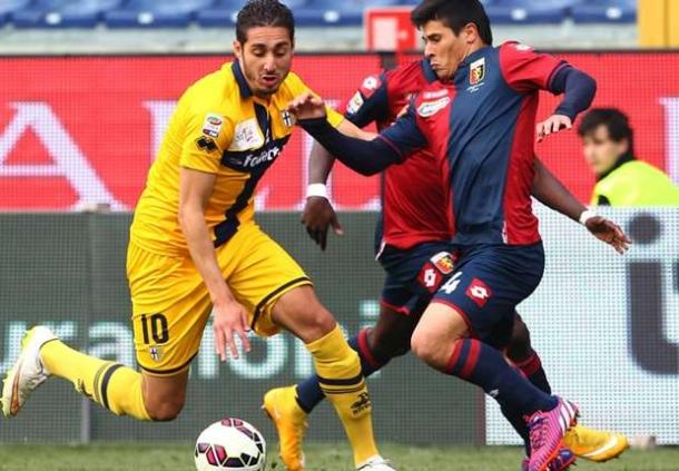 Hasil Akhir Genoa 2-0 Parma