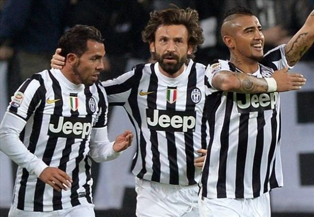 Lawan Parma Juventus Masih Tak Di Perkuat Andrea Pirlo