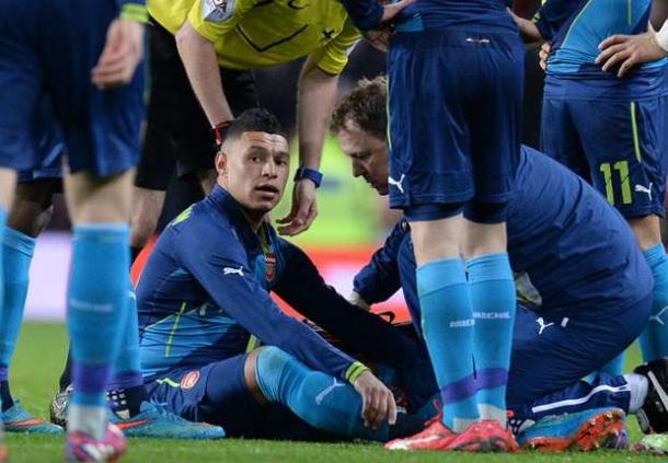 Lawan Reading Dua Pemain Arsenal Tetap Tak Bisa Ikut