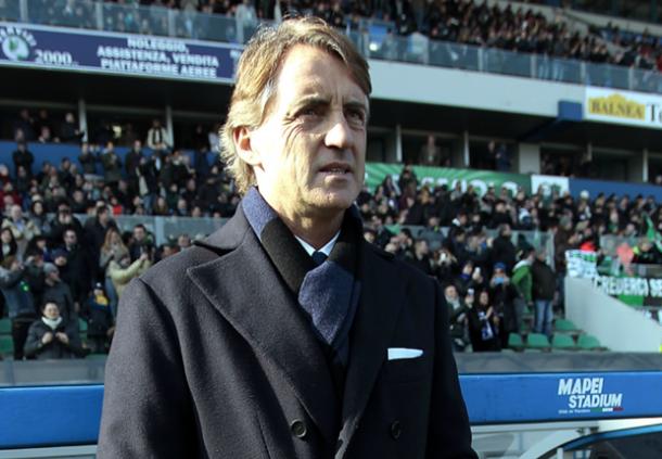Roberto Mancni Telah Memikirkan Derby Milan