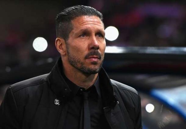 Diego Simeone Ungkap Saya Akan Membesut Lazio