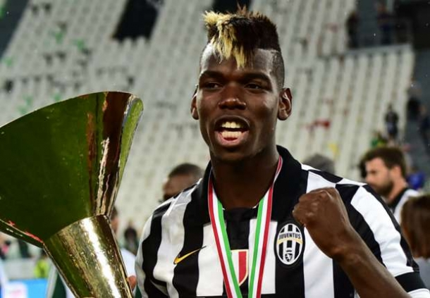 Manchetsre City Berikan Rp 1,2 Triliun Untuk Paul Pogba