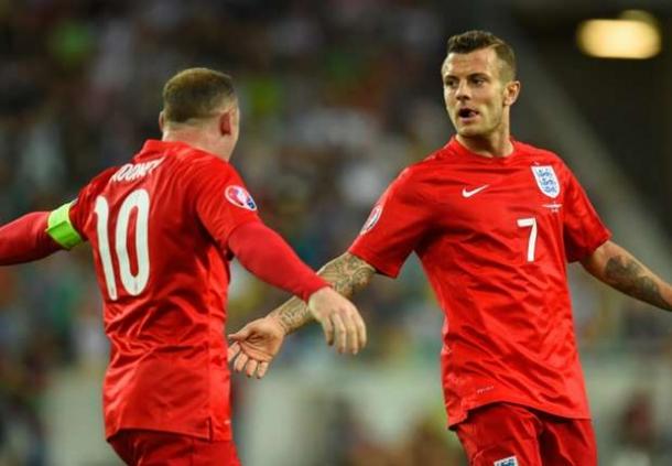 Wayne Rooney Ikut Puji Jack Wilshere