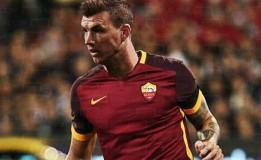 Edin Dzeko Telah Resmi Jadi Punggawa AS Roma