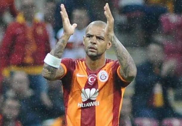 Melo Lebih Memilih Perpanjang Kontraknya Di Galatasaray