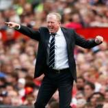 McClaren: Tetap Tegak Newcastle United