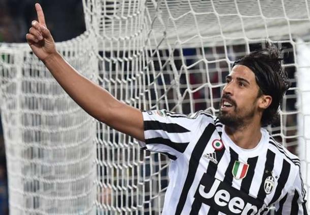 Kebahagiaan Khedira Ada Bersama Juventus