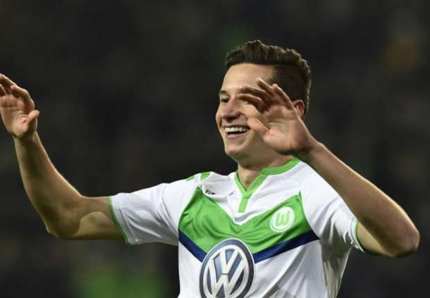 Leverkusen Kalah Dari Wolfsburg