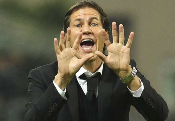 Rudi Garcia Sayangkan Laga Roma VS Bologna
