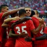 Liverpool Hancurkan Barcelona 4-0