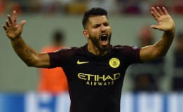 Hatrick Aguero, Antarkan City Hajar Steaua Bucharest
