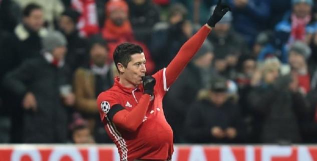 Robert Lewandowsky Yakini Timnya Bisa Atasi Arsenal