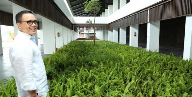 Termimal Baru Yang Dirancang Hijau Akan Segera Beroperasi Di Banyuwangi