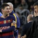 Pelatih Barcelona Mengaku Timnya Terlalu Bergantung Pada Messi