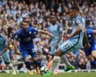 Leicester Kalah Tipis 1-2 Atas Man City