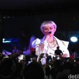 Launching Vivo V5s Di Meriahkan Agnes Mo