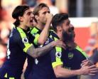Peluang Arsenal Maju Di Champions Terbuka