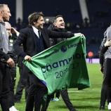 Massimiliano Allegri Beri Ucapan Selamat Conte