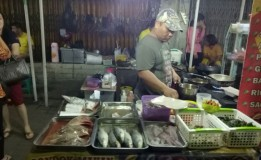 Semarang Adakan Bazar Kuliner Di Pasar Semawis