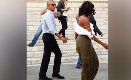Barack Obama Sudah Mendarat Di Bandara I Gusti Ngurah Rai