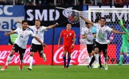 Jerman Akhirnya Lolos Sebagai juara