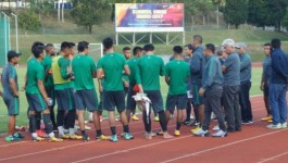Daftar Nomor Punggung Pemain Garuda Muda Di SEA Games 2017