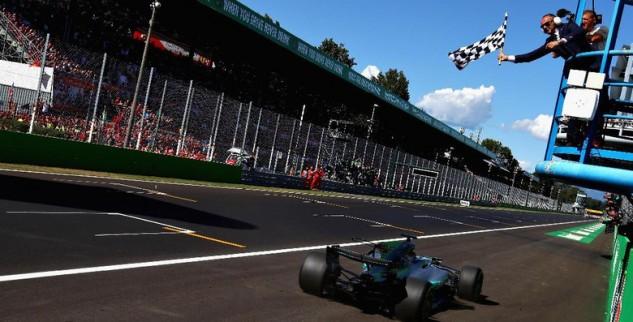 Daftar Hasil Pemenang GP F1 Italia 2017