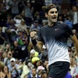 Roger Federer Melaju Ke Babak 16 Besar AS Terbuka