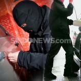 Seorang Pencuri Gasak Mobil Warga Yang Terparkir Di Terminal