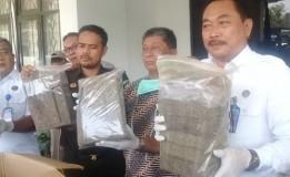 BNNP Jateng Musnahkan Ganja Yang Hendak Diseludupkan Ke Bali