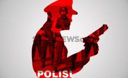 Seorang Anggota Oknum Polisi Kepergok Mengonsumsi Sabu