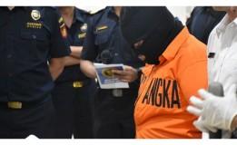 Seorang Kurir Sabu Asal Malaysia Ditangkap Di Bandara Palembang