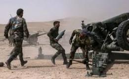 Tentara Suriah Tingkatkan Serangan ke Benteng Terakhir