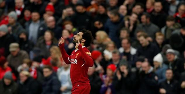 Mohamed Salah Sejarah Baru Liverpool