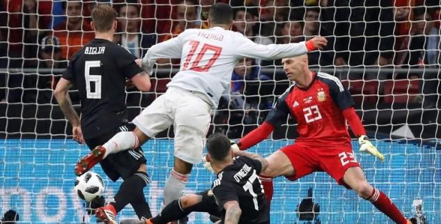 Lionel Messi Absen Saat Di Hajar Spanyol 1-6
