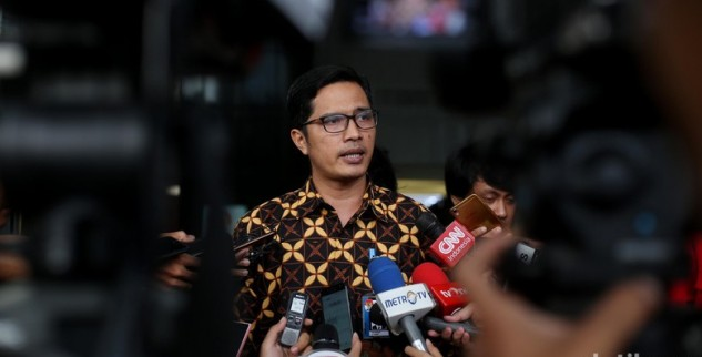 KPK OTT Anggota Komisi XI DPR