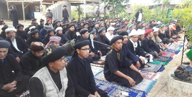 Jemaah An Nadzir Di Kabupaten Gowa Mengadakan Salad Id Hari Ini
