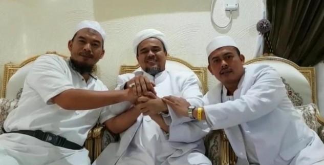 Habib Rizieq Syihab Mendorong Gerindra PAN PKS PBB Mendeklarasikan Koalisi Keummatan
